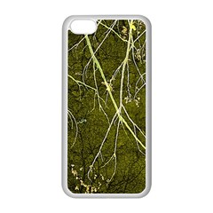 Wild Nature Collage Print Apple Iphone 5c Seamless Case (white) by dflcprints