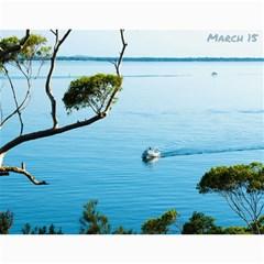 2015 Bps Cal By Bonita   Wall Calendar 11  X 8 5  (12 Months)   Jucngf4osouj   Www Artscow Com Month