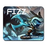 Fizz - Large Mousepad