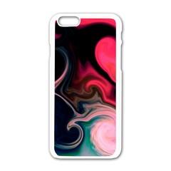 L988 Apple Iphone 6 White Enamel Case by gunnsphotoartplus
