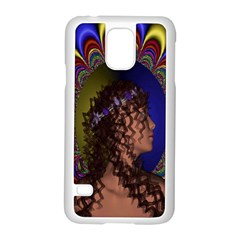 New Romantic Samsung Galaxy S5 Case (white)