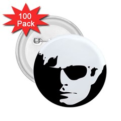 Warhol 2 25  Button (100 Pack) by icarusismartdesigns