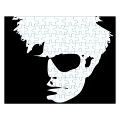 Warhol Jigsaw Puzzle (rectangle) by icarusismartdesigns