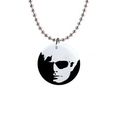 Warhol Button Necklace by icarusismartdesigns