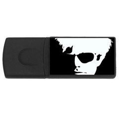 Warhol 4gb Usb Flash Drive (rectangle) by icarusismartdesigns