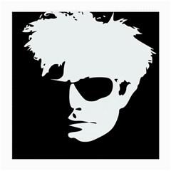 Warhol Glasses Cloth (medium, Two Sided) by icarusismartdesigns