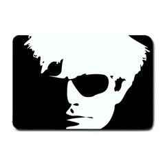 Warhol Small Door Mat by icarusismartdesigns