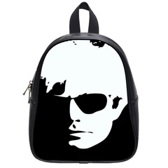 Warhol School Bag (small) by icarusismartdesigns