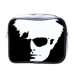 Warhol Mini Travel Toiletry Bag (one Side) by icarusismartdesigns