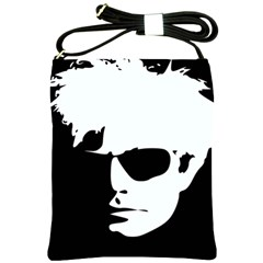 Warhol Shoulder Sling Bag by icarusismartdesigns