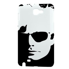 Warhol Samsung Galaxy Note 1 Hardshell Case by icarusismartdesigns