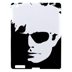 Warhol Apple Ipad 3/4 Hardshell Case by icarusismartdesigns