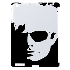 Warhol Apple Ipad 3/4 Hardshell Case (compatible With Smart Cover) by icarusismartdesigns