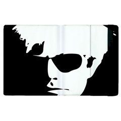 Warhol Apple Ipad 2 Flip Case by icarusismartdesigns