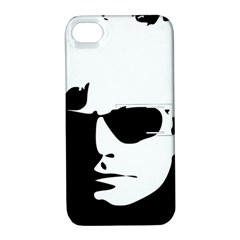 Warhol Apple Iphone 4/4s Hardshell Case With Stand by icarusismartdesigns