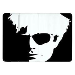 Warhol Samsung Galaxy Tab 8 9  P7300 Flip Case by icarusismartdesigns