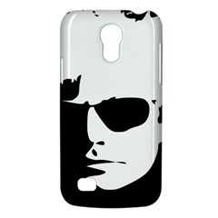 Warhol Samsung Galaxy S4 Mini (gt I9190) Hardshell Case  by icarusismartdesigns