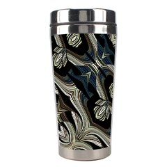 Fancy Ornament Print Stainless Steel Travel Tumbler by dflcprints