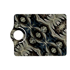 Fancy Ornament Print Kindle Fire Hd (2013) Flip 360 Case by dflcprints