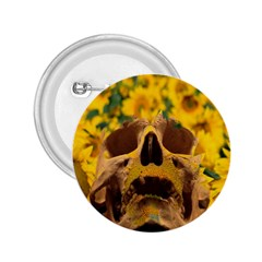 Sunflowers 2 25  Button by icarusismartdesigns