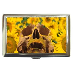 Sunflowers Cigarette Money Case