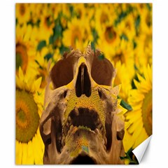 Sunflowers Canvas 20  X 24  (unframed) by icarusismartdesigns