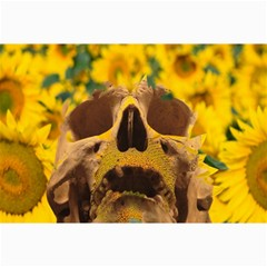 Sunflowers Canvas 24  X 36  (unframed) by icarusismartdesigns