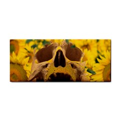 Sunflowers Hand Towel by icarusismartdesigns