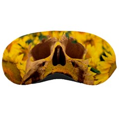 Sunflowers Sleeping Mask by icarusismartdesigns