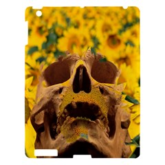 Sunflowers Apple Ipad 3/4 Hardshell Case by icarusismartdesigns