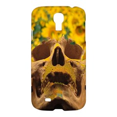 Sunflowers Samsung Galaxy S4 I9500/i9505 Hardshell Case by icarusismartdesigns
