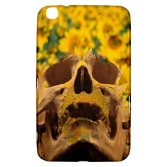 Sunflowers Samsung Galaxy Tab 3 (8 ) T3100 Hardshell Case  by icarusismartdesigns