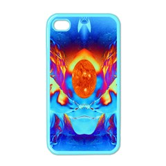 Escape From The Sun Apple Iphone 4 Case (color) by icarusismartdesigns