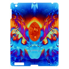 Escape From The Sun Apple Ipad 3/4 Hardshell Case by icarusismartdesigns
