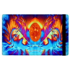 Escape From The Sun Apple Ipad 3/4 Flip Case by icarusismartdesigns