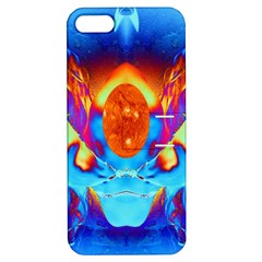 Escape From The Sun Apple Iphone 5 Hardshell Case With Stand by icarusismartdesigns