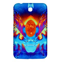Escape From The Sun Samsung Galaxy Tab 3 (7 ) P3200 Hardshell Case  by icarusismartdesigns