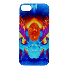 Escape From The Sun Apple Iphone 5s Hardshell Case by icarusismartdesigns