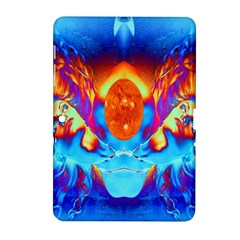 Escape From The Sun Samsung Galaxy Tab 2 (10 1 ) P5100 Hardshell Case  by icarusismartdesigns