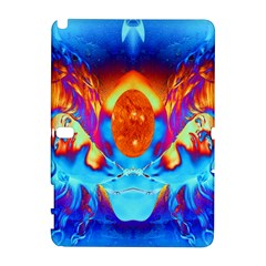 Escape From The Sun Samsung Galaxy Note 10 1 (p600) Hardshell Case by icarusismartdesigns