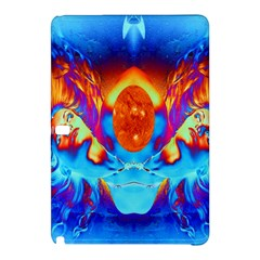 Escape From The Sun Samsung Galaxy Tab Pro 12 2 Hardshell Case by icarusismartdesigns