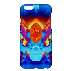 Escape From The Sun Apple Iphone 6 Plus Hardshell Case by icarusismartdesigns