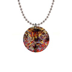 Abstract 4 Button Necklace by icarusismartdesigns
