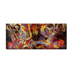 Abstract 4 Hand Towel by icarusismartdesigns