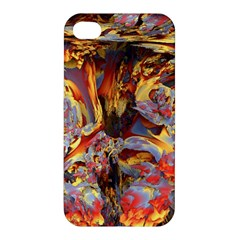 Abstract 4 Apple Iphone 4/4s Premium Hardshell Case by icarusismartdesigns