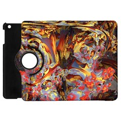 Abstract 4 Apple Ipad Mini Flip 360 Case by icarusismartdesigns
