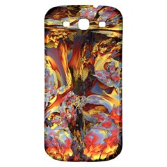 Abstract 4 Samsung Galaxy S3 S Iii Classic Hardshell Back Case by icarusismartdesigns