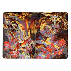Abstract 4 Samsung Galaxy Tab 10 1  P7500 Flip Case by icarusismartdesigns