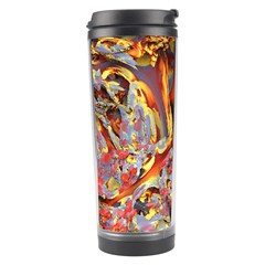 Abstract 4 Travel Tumbler by icarusismartdesigns