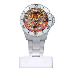 Abstract 4 Nurses Watch by icarusismartdesigns